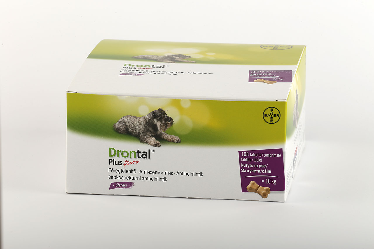 Bayer Drontal Plus